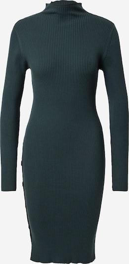 Megzta suknelė iš VILA, spalva – tamsiai žalia, Prekių apžvalga