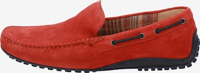 SIOUX Slipper in rot, Produktansicht