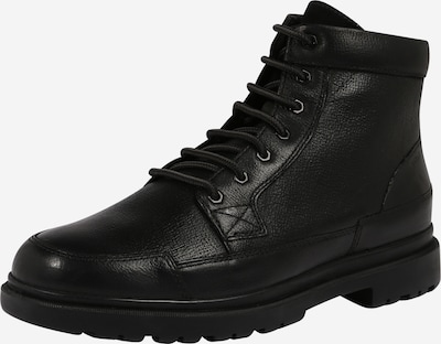 GEOX Lace-up boots in Black, Item view