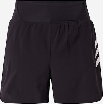 adidas Terrex Workout Pants 'Parley' in Black