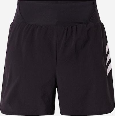 adidas Terrex Workout Pants 'Parley' in Black / White, Item view