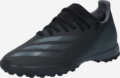 ADIDAS PERFORMANCE Soccer shoe 'X Ghosted.3' in grey / black, Item view