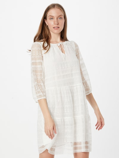 Orsay Kokteiļkleita, krāsa - balts, Modeļa skats