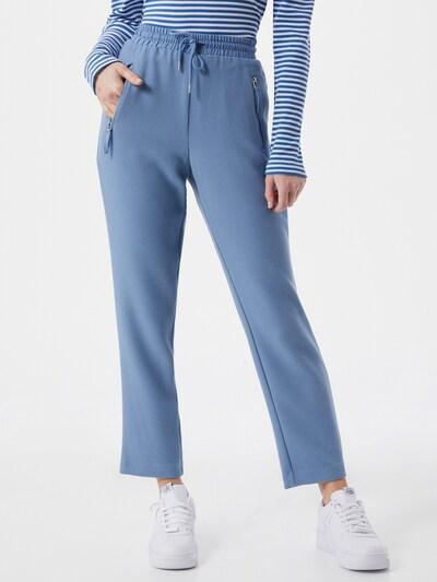 s.Oliver Pantalon en bleu clair, Vue avec modèle