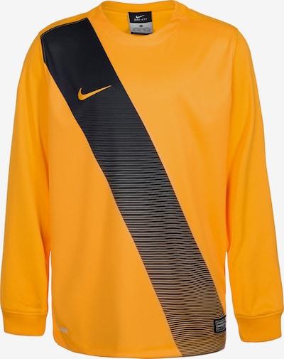 NIKE Trikot 'Sash' in orange / schwarz, Produktansicht