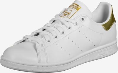 ADIDAS ORIGINALS Sneakers laag 'Stan Smith' in de kleur Goud / Wit, Productweergave