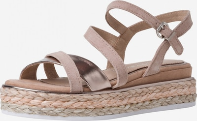 MARCO TOZZI by GUIDO MARIA KRETSCHMER Sandal in nude / rose gold, Item view