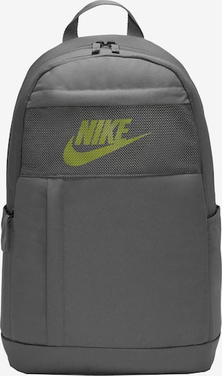 Nike Sportswear Rucksack 'Elemental 2.0' in grau / schilf, Produktansicht