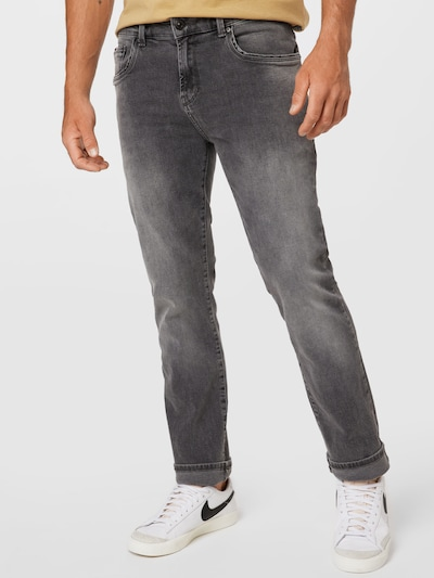 LTB Jeans 'Hollywood' in grey denim, Modelansicht