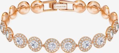 Swarovski Armband 'Angelic 5240513' in gold / weiß, Produktansicht