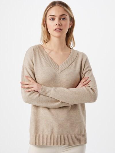 """VILA Пуловер в цвят """"пясък"""", Преглед на модела"""