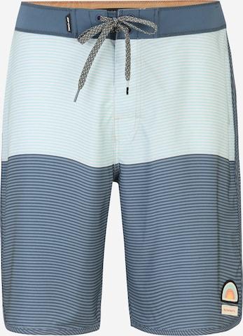 RIP CURLKupaće hlače - plava boja