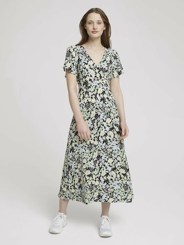 TOM TAILOR DENIM Summer Dress in Mixed colors