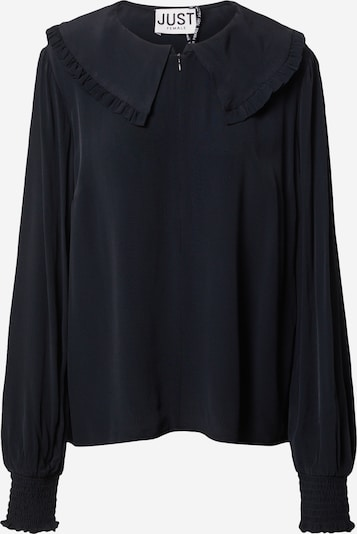 JUST FEMALE Blouse 'Lima' in Black, Item view