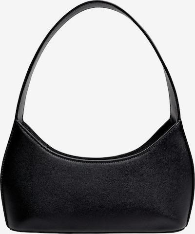 VIOLETA by Mango Tasche 'Pesmes' in schwarz, Produktansicht