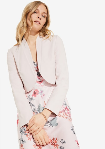 COMMA Bolero in rosa, Modelansicht