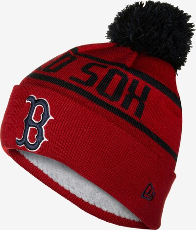 NEW ERA Mütze 'Boston Red Sox' in rot / schwarz, Produktansicht