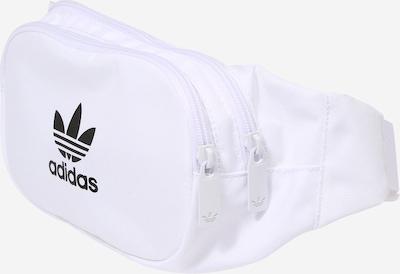 ADIDAS ORIGINALS Gürteltasche in schwarz / weiß, Produktansicht