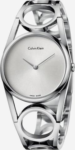 Calvin Klein Analog Watch 'K5U2S146' in Silver