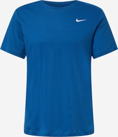 Tricou funcțional NIKE pe azuriu / alb, Vizualizare produs