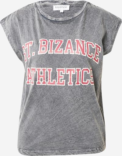 Bizance Paris Shirt 'EDMEE' in rot / schwarz / weiß, Produktansicht