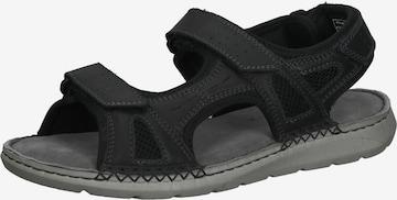Bama Sandale in Schwarz