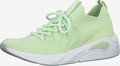 s.Oliver Sneaker in limette, Produktansicht