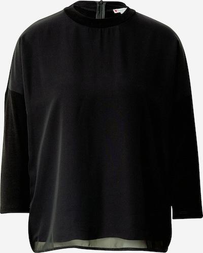 STREET ONE Shirt in de kleur Zwart, Productweergave