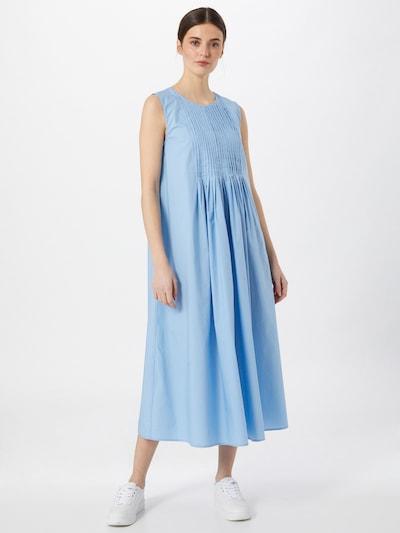 DRYKORN Kleid 'CASIMIRA' in hellblau, Modelansicht