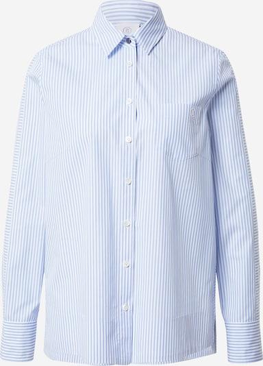BOGNER Bluza u svijetloplava / bijela, Pregled proizvoda