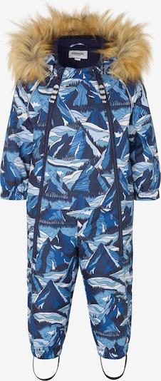 Racoon Outdoor Functioneel pak 'Hunter' in de kleur Blauw / Navy / Nachtblauw / Lichtblauw / Natuurwit, Productweergave