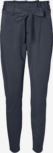 VERO MODA Bandplooibroek 'Eva' in de kleur Nachtblauw, Productweergave