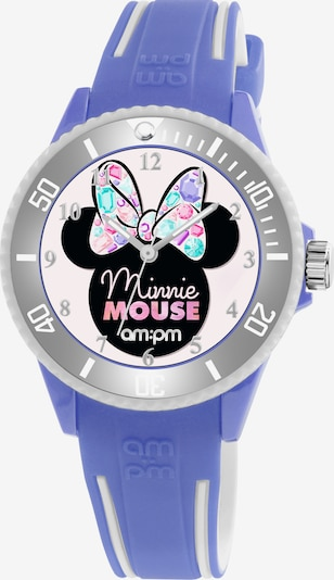 AM:PM Quarzuhr Amazing Disney Minnie Timepiece in lila, Produktansicht
