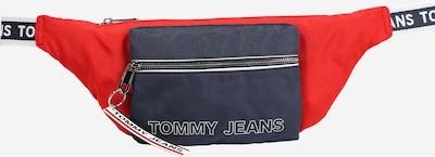 TOMMY HILFIGER Gürteltasche in blau / rot, Produktansicht