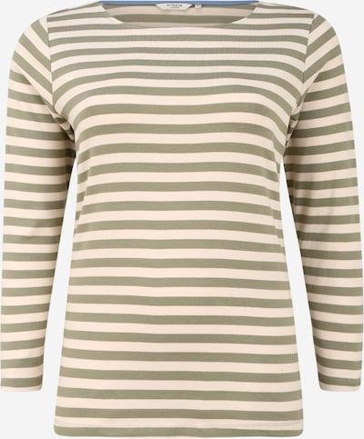 MY TRUE ME Shirt in beige / khaki, Produktansicht