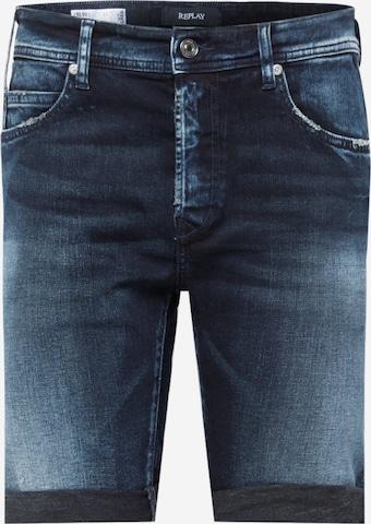 REPLAY Jeans i blå