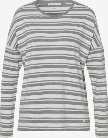 BRAX Shirt 'Cara' in Grau