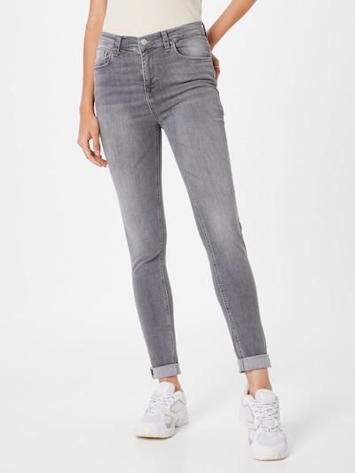 LTB Jeans 'AMY' in grey denim: Frontalansicht