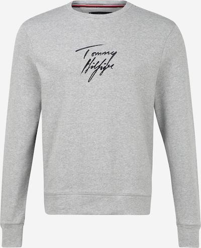 Tommy Hilfiger Underwear Pyjama long en bleu nuit / gris, Vue avec produit