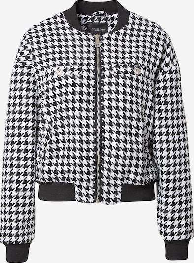 Colourful Rebel Jacke 'Lizzy' in schwarz / weiß, Produktansicht