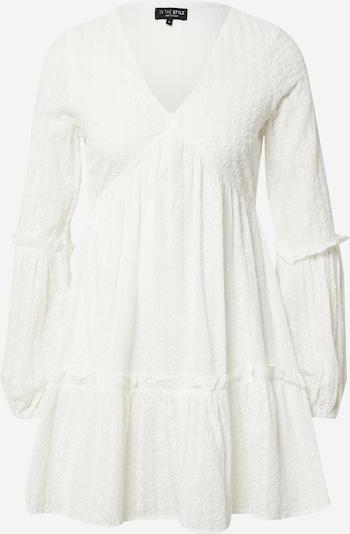 In The Style Kleid 'JOSSA' in weiß, Produktansicht