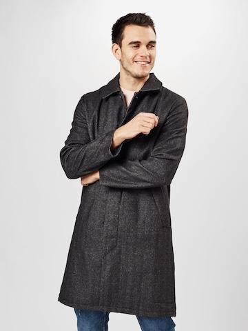 Cotton On Mantel in Grau