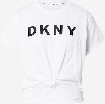 DKNY Performance Functioneel shirt in de kleur Zwart / Wit, Productweergave