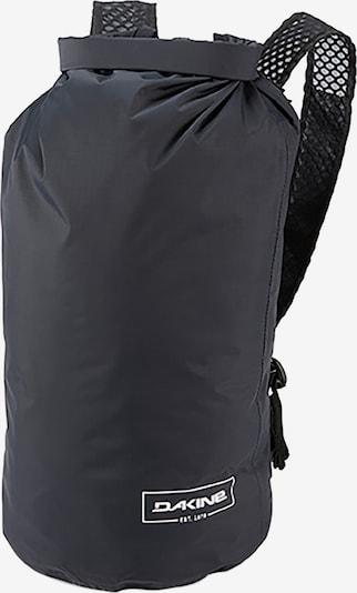 DAKINE Sac à dos de sport en noir / blanc, Vue avec produit