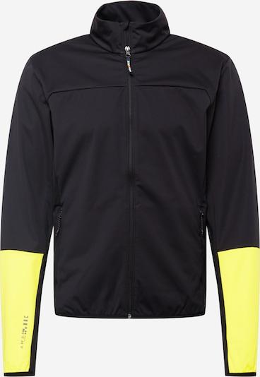 Rukka Sportjacke 'METVIKO' in gelb / schwarz, Produktansicht