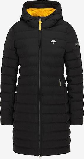 Schmuddelwedda Wintermantel in schwarz, Produktansicht