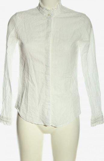 IVY & OAK Langarm-Bluse in M in weiß, Produktansicht
