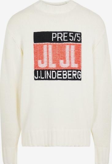 J.Lindeberg Auguste Knitted Pullover in weiß, Produktansicht
