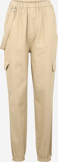 Missguided (Petite) Cargobroek in de kleur Beige, Productweergave