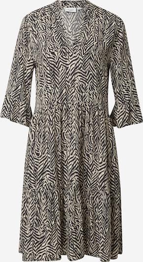 SAINT TROPEZ Šaty 'Eda' - béžová / námornícka modrá, Produkt